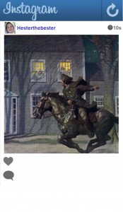 Paul Revere Instagram